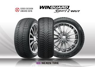 Nexen Tire obtiene otro premio por el diseño de otro de sus neumáticos