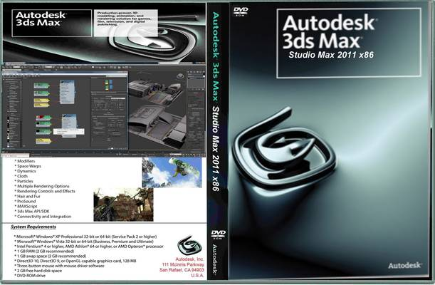 3ds max 2011 free download full version crack