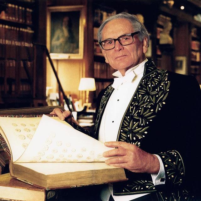 Falleció el diseñador de alta costura Pierre Cardin, a los 98 años de edad. Facebook