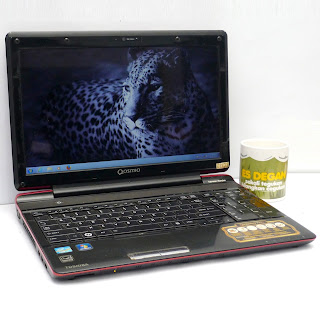 Laptop Gaming Toshiba COSMIO F750 Core i7 Bekas Di Malang