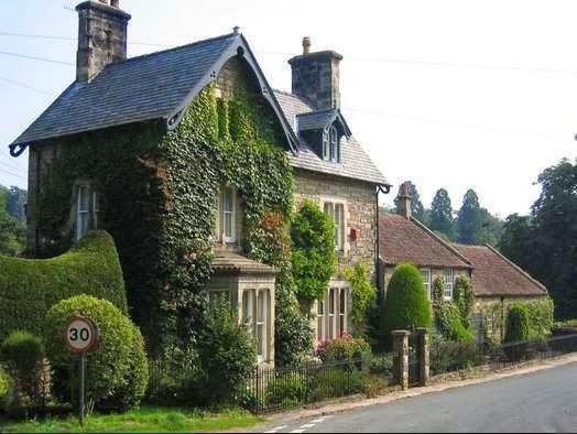 model rumah gaya inggris 3