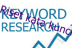 Cara riset keyword terampuh