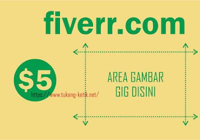 Biar Nggak Terpotong, Ini Ukuran Thumbnail Gig di Fiverr