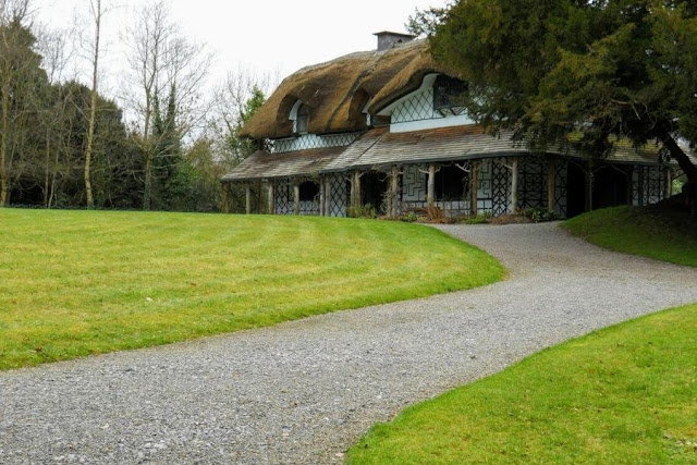 Dublin to Tipperary Road Trip: Swiss Cottage in Cahir Ireland