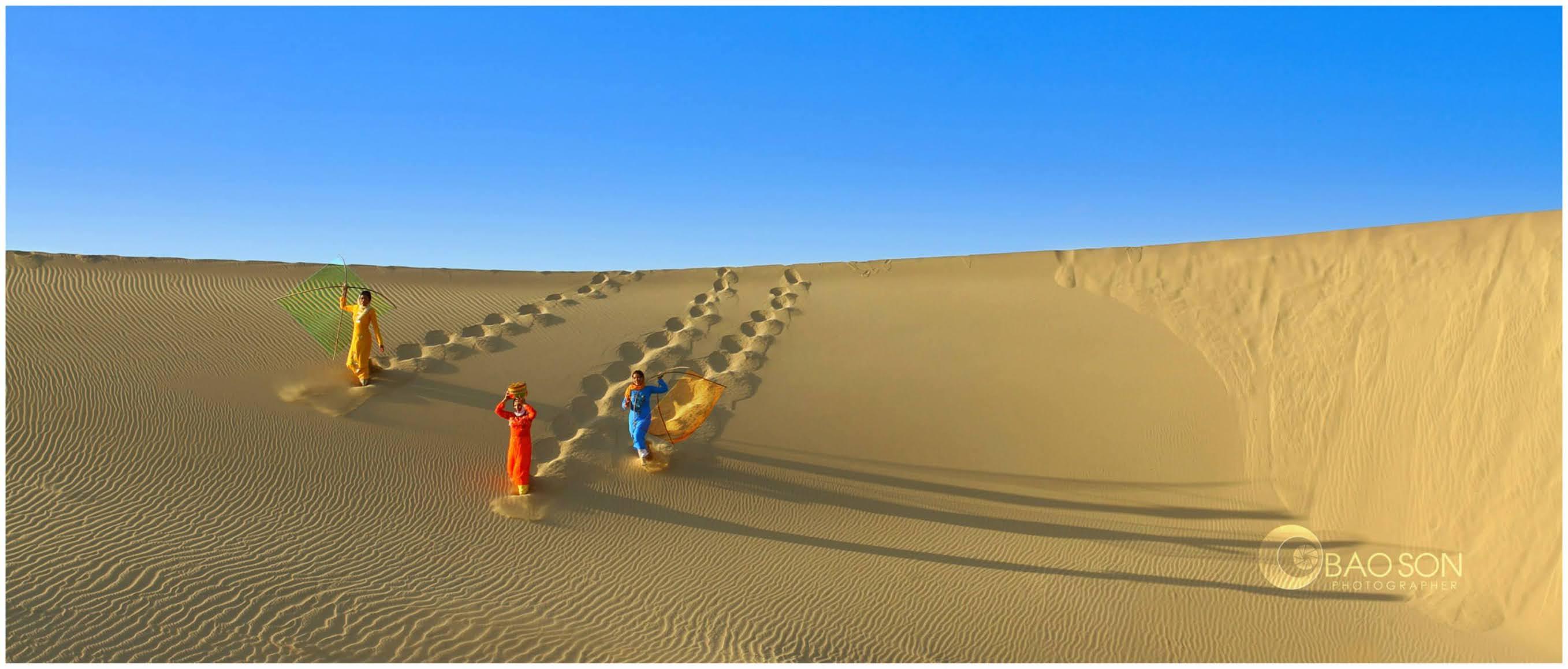 Tour giao lưu sáng tác ảnh Phan Rang