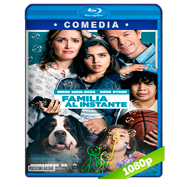 Familia al instante (2018) BRRip 1080p Audio Dual Latino-Ingles