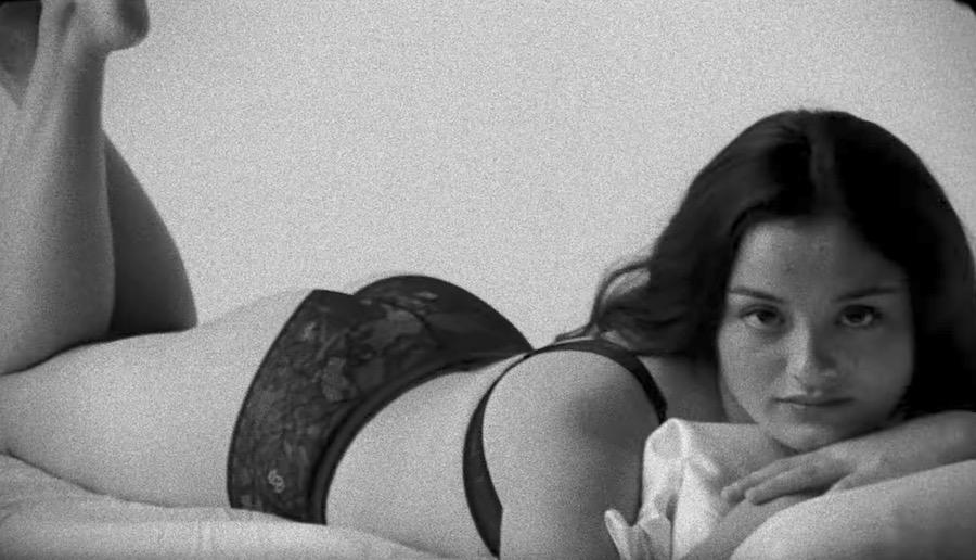 Canzone Calvin Klein Pubblicità intimo donna (in bianco e nero), Spot Ottobre 2017