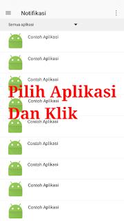 Cara Mematikan Notifikasi Aplikasi Di Android 7.0 Nougat ~ Fikrisaurus