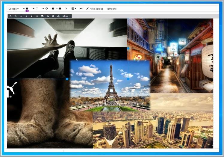 13 επιλεγμένες δωρεάν εφαρμογές δημιουργίας  Photo Collage