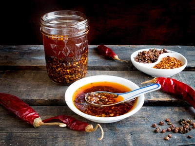 Resep Chili Oil Ala Chinese Resto Enak