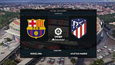 PES 2020 Scoreboard LaLiga Santander by Ando'12345 & lohan258
