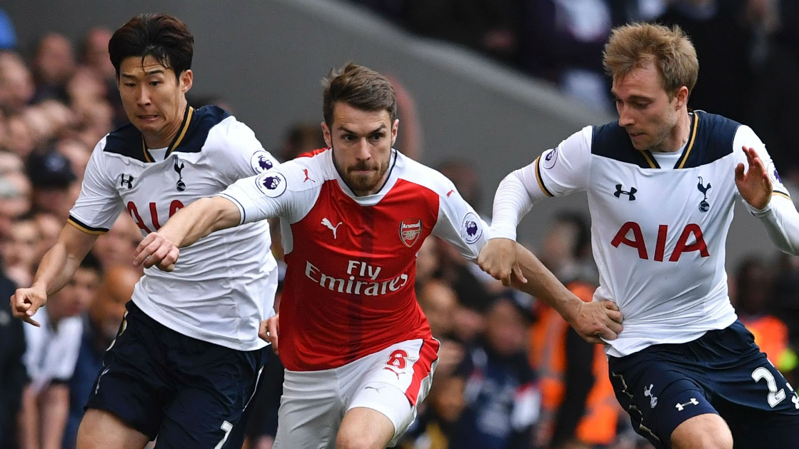 Arsenal vs Tottenham EN VIVO por la Premier League