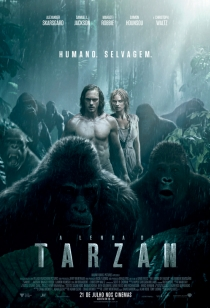 A Lenda de Tarzan – Legendado – HD 720p