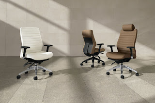 Global Aspen Office Seating Collection