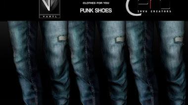 PUNK SHOES -- VARTL SHOP