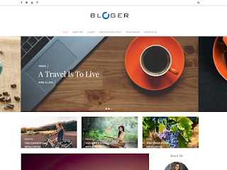 Bloger шаблоны WordPress