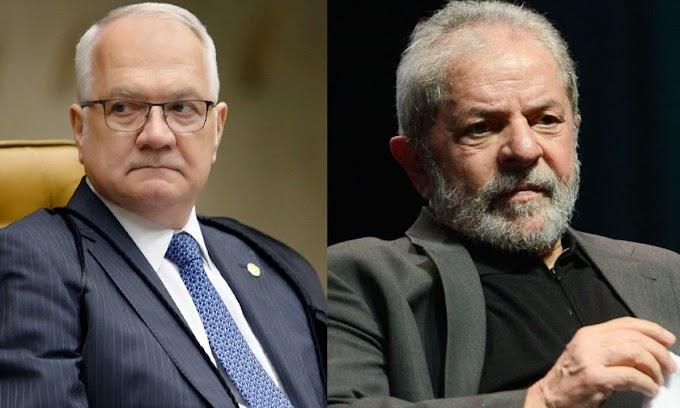 STF na berlinda: Após Fachin anular os processos de Lula, bolsa cai e dólar dispara