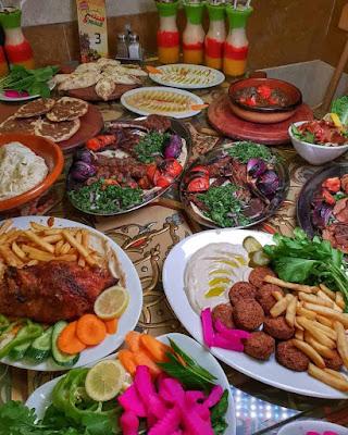 مطعم سوري للبيع في القاهرة - الهرم