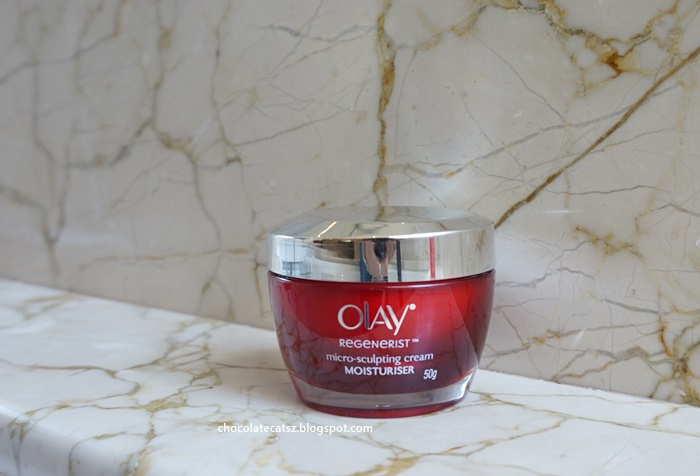 how to use olay regenerist miracle boost