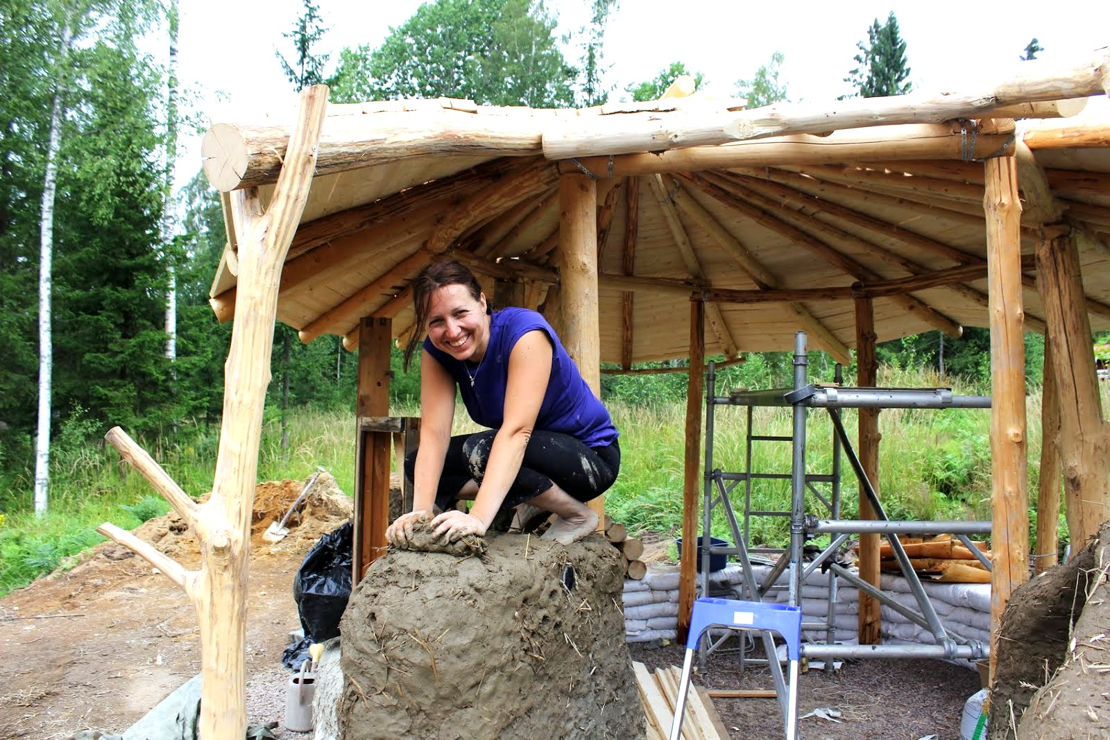 The Flying Tortoise: Heidi's Little Cottage In A Finland ...