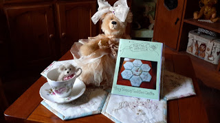 TINY TEACUP TEDDIES TABLE CENTRE