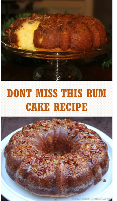 Dont Miss This Rum Cake Recipe