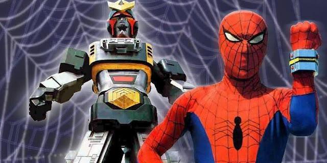 ÉTB Indica! Documentario do Homem Aranha Japonês no Disney+