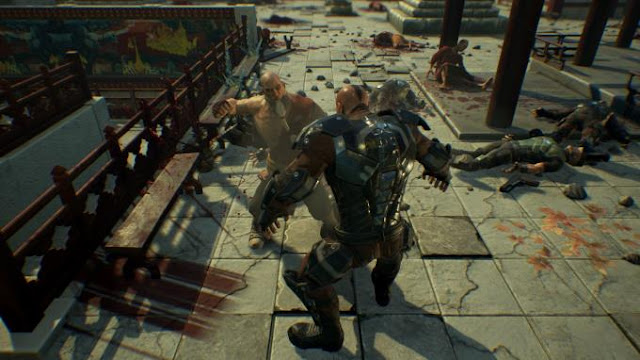 Redeemer Enhanced Edition is a brutal and uncompromising action game where you will punch, cut through and shoot your way through crowds of enemies in dozens of ways using fists, hammers, firearms and surrounding objects.