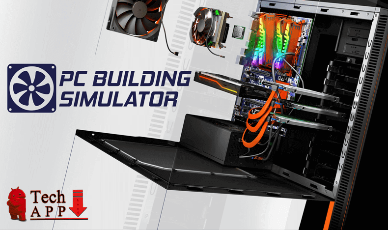 تحميل لعبة pc building simulator مجانا