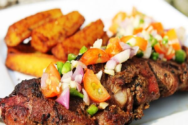 Resep Steak Daging Kambing Saus Madu