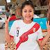 Cantante boliviana apostó mil dólares que Perú le gana a Chile