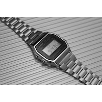 Casio A158WA-1 fashion