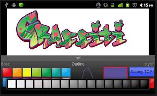 Review Aplikasi Pembuat Graffiti di Android Yang Terbaik