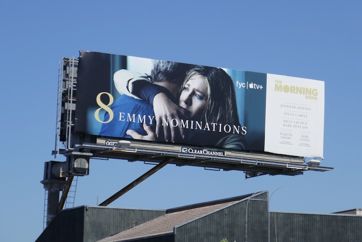 Morning Show 8 Emmy noms billboard