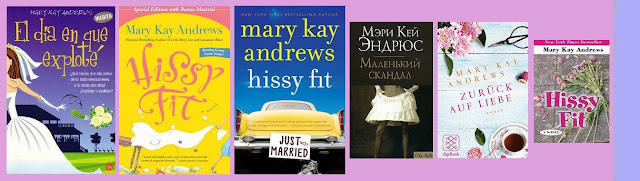portadas del libro chick lit El día en que exploté, de Mary Kay Andrews