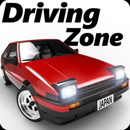 تحميل لعبه Driving Zone: Japan - منطقة القيادة: اليابان مهكره اخر اصدار