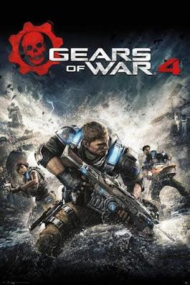 Capa do Gears of War 4