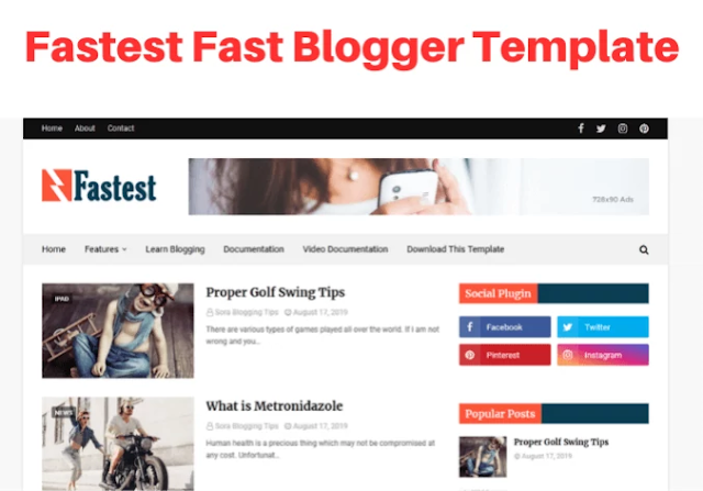 fastest fast blogger template, bootstrap blogger templates free download, bootstrap