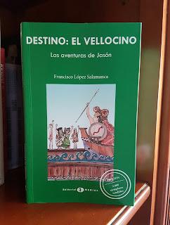 DESTINO: EL VELLOCINO de Francisco López Salamanca