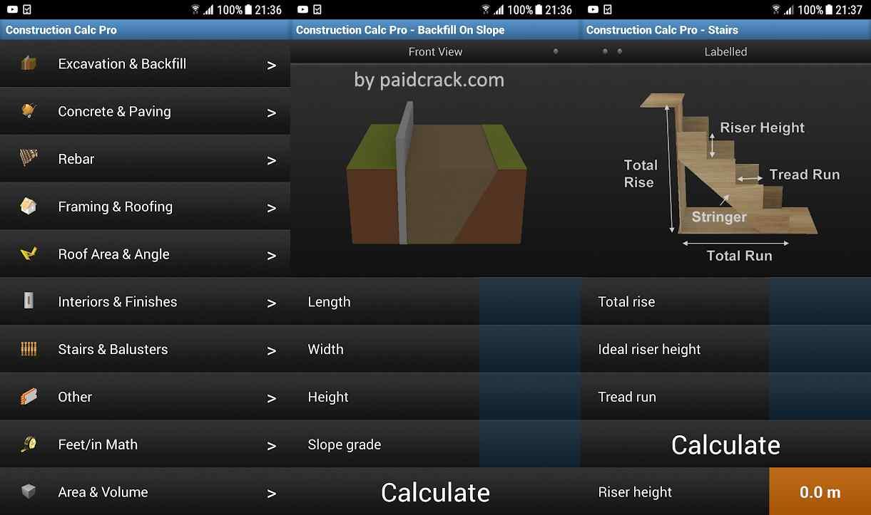 Construction Calc Pro Mod Apk 6.41 [Paid]