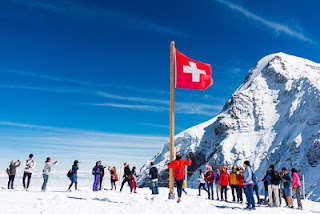 Jungfraujoch Switzerland