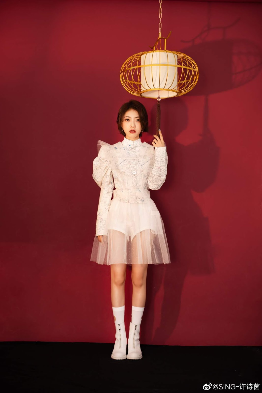 ☆SING☆繁星情報局SING-許詩茵「一生天涯」生写真