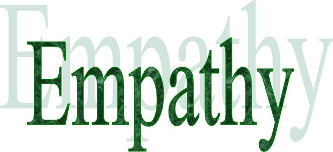 IT'S ALL ABOUT PEOPLE: EMPATHY - The Words of Aspire (#8 ...