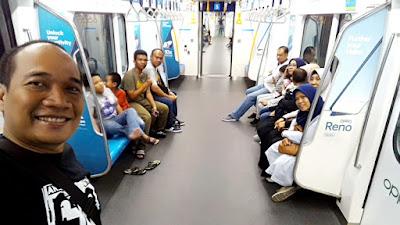 Jakarta, nyaman dan modern.