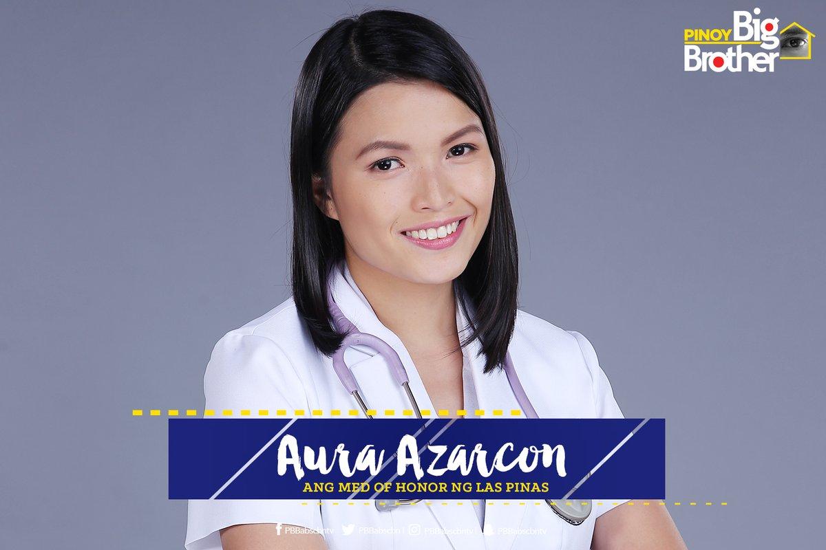 Aura Azarcon (Med of Honor ng Las Pinas)