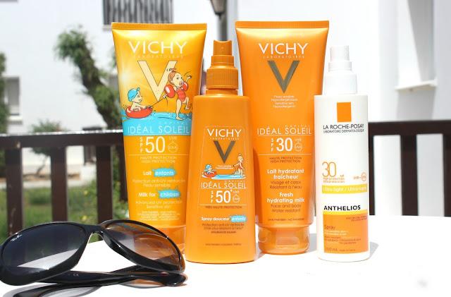Vichy Ideal Soleil Sun Care Range Review