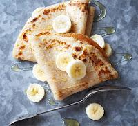 gluten free, wheat free pancakes