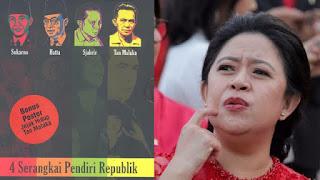 Ucapan Puan Seperti Orang yang Tidak Paham Sejarah Berdirinya Indonesia
