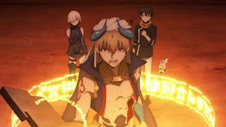 Fate/Grand Order: Zettai Majuu Sensen Babylonia Episodio 19