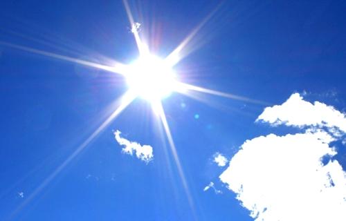 Sexta-feira será ensolarada e quente em Rondônia